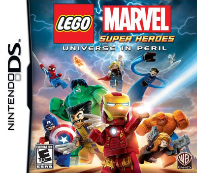 LEGO Marvel Super Heroes - Universe in Peril DS coverM (TLME)