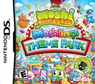 Moshi Monsters - Moshlings Theme Park DS coverM (TMNE)