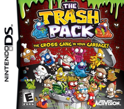 The Trash Pack DS coverM (TPAE)