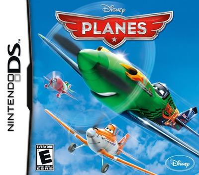 Disney Planes DS coverM (TPDE)