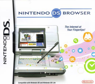 Nintendo DS Browser DS coverM (UBRP)