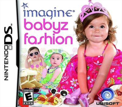 Imagine - Babyz Fashion DS coverM (VBAE)