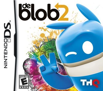 de Blob 2 DS coverM (VD2E)