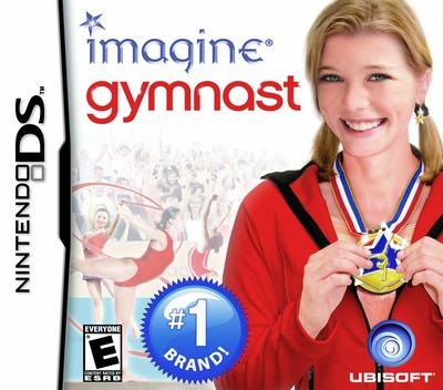 Imagine - Gymnast DS coverM (VGYE)