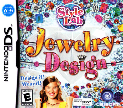 Style Lab - Jewelry Design DS coverM (VJWE)