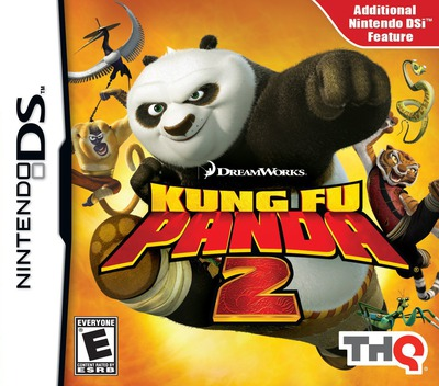 Kung Fu Panda 2 DS coverM (VKUE)