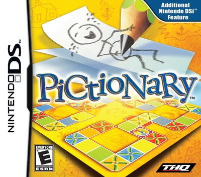 Pictionary DS coverM (VPIE)