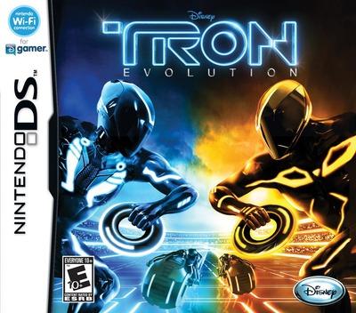 TRON - Evolution DS coverM (VTEE)