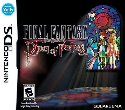 Final Fantasy Crystal Chronicles - Ring of Fates (Demo) DS coverM (Y4SE)