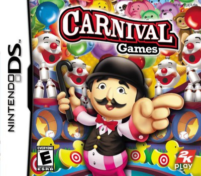 Carnival Games DS coverM (Y5TE)