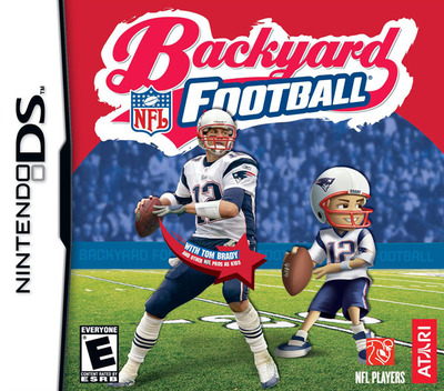 Backyard Football DS coverM (YARE)