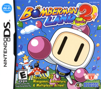 Bomberman Land Touch! 2 DS coverM (YB2E)