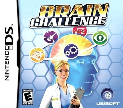 Brain Challenge DS coverM (YBCE)