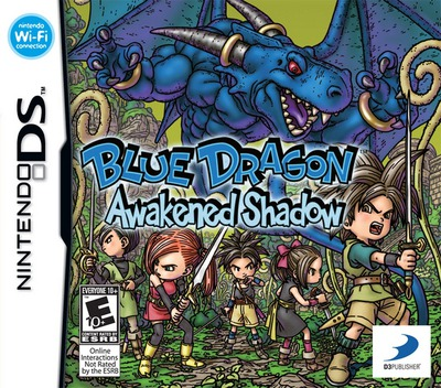 Blue Dragon - Awakened Shadow DS coverM (YBUE)