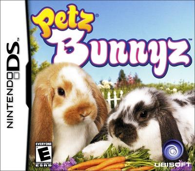 Petz - Bunnyz DS coverM (YBWE)