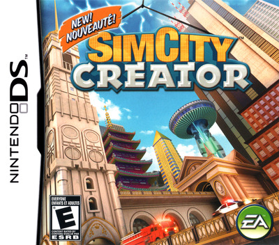 SimCity - Creator DS coverM (YC2E)