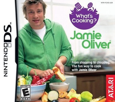 What's Cooking - Jamie Oliver DS coverM (YCVE)
