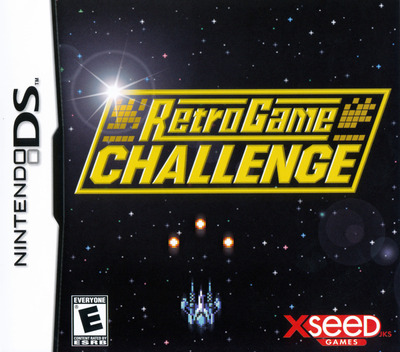 Retro Game Challenge DS coverM (YCXE)
