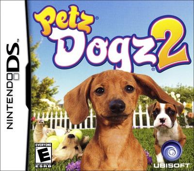 Petz - Dogz 2 DS coverM (YD2E)