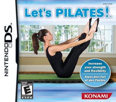 Let's Pilates! DS coverM (YDCE)