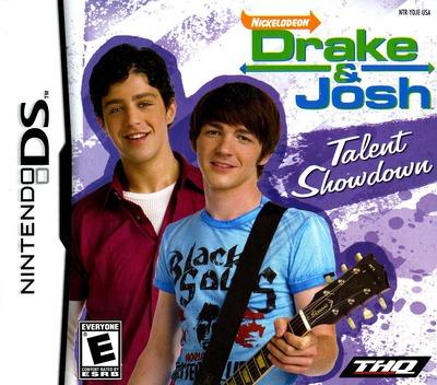 Drake & Josh - Talent Showdown DS coverM (YDJE)