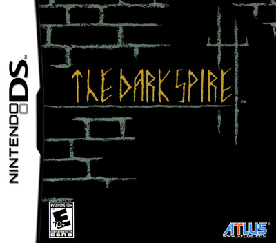 The Dark Spire DS coverM (YEAE)