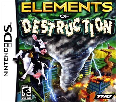 Elements of Destruction DS coverM (YEDE)