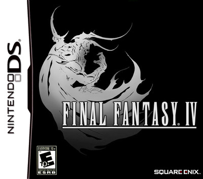 Final Fantasy IV DS coverM (YF4E)