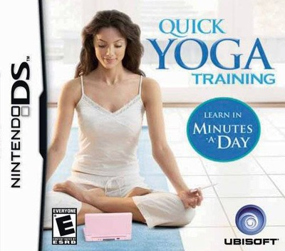 Quick Yoga Training - Learn in Minutes a Day DS coverM (YGCE)