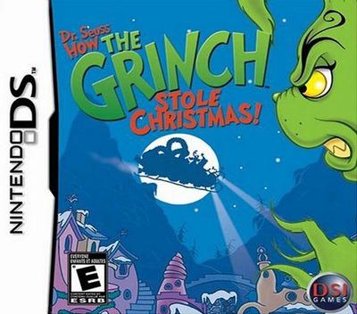 Dr. Seuss - How the Grinch Stole Christmas! DS coverM (YGWE)