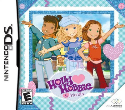 Holly Hobbie & Friends DS coverM (YHFE)
