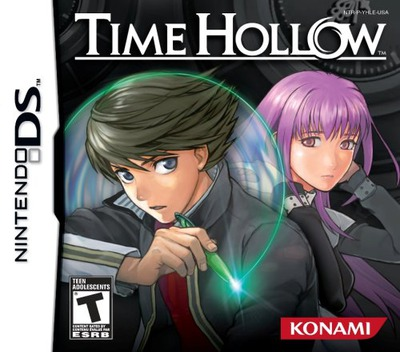 Time Hollow DS coverM (YHLE)