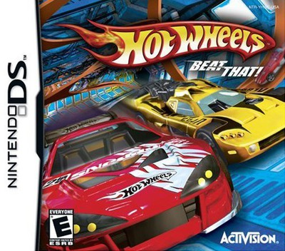 Hot Wheels - Beat That! DS coverM (YHWE)