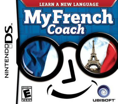 My French Coach - Learn a New Language DS coverM (YIFE)