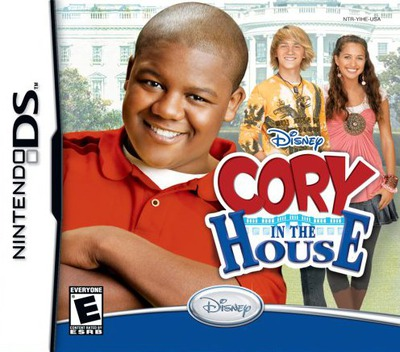 Cory in the House DS coverM (YIHE)