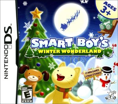 Smart Boy's Winter Wonderland DS coverM (YITE)