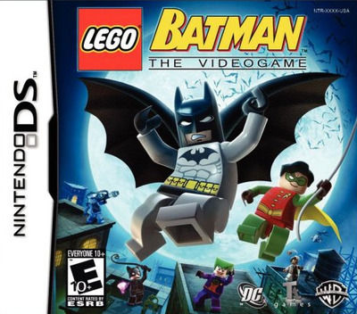 LEGO Batman - The Videogame DS coverM (YJBE)