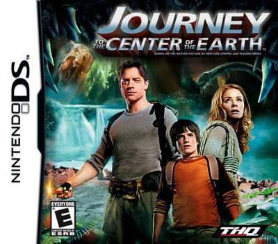 Journey to the Center of the Earth DS coverM (YJCE)