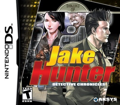Jake Hunter - Detective Chronicles DS coverM (YJGE)
