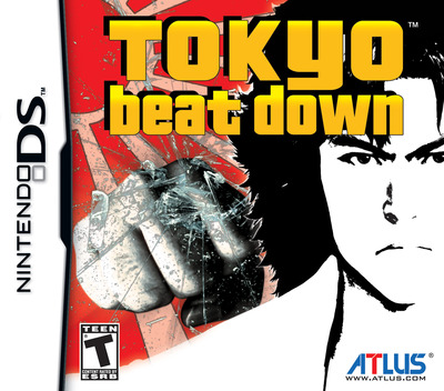 Tokyo Beat Down DS coverM (YJUE)