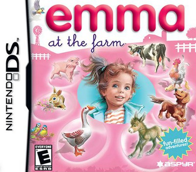 Emma at the Farm DS coverM (YM9E)
