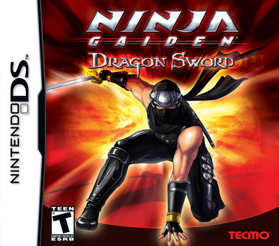 Ninja Gaiden - Dragon Sword DS coverM (YNGE)