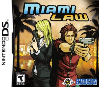 Miami Law DS coverM (YNKE)