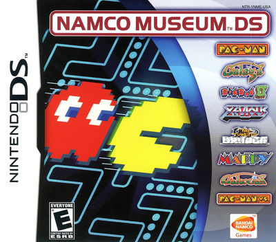 Namco Museum DS DS coverM (YNME)