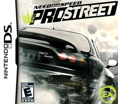 Need for Speed - ProStreet DS coverM (YNPE)