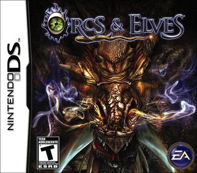 Orcs & Elves DS coverM (YOEE)