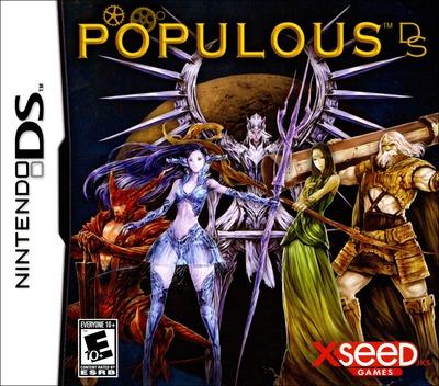 Populous DS DS coverM (YPOE)