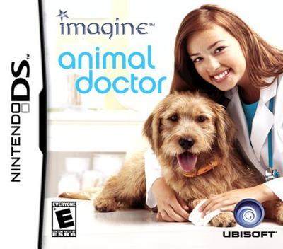 Imagine - Animal Doctor DS coverM (YPVE)