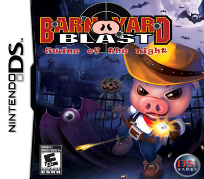Barnyard Blast - Swine of the Night DS coverM (YQBE)