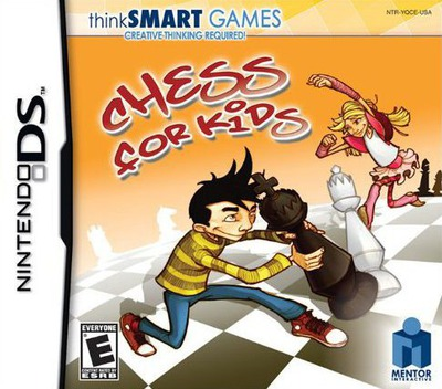 ThinkSmart - Chess for Kids DS coverM (YQCE)